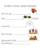 33619 a short story about autumn
