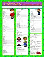 48550 clothes vocabulary for intermediate level