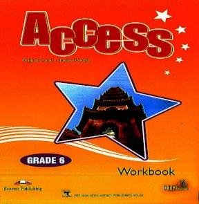 Access grade 6 workbook