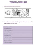 islcollective worksheets elementary a1 elementary school writing there is   there are   there was   there we there is th 169527985754694faba0ef60 00307269