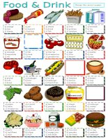 53744 food  drink  multiple choice