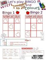 9508 lets play bingo