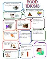 50659 food idioms