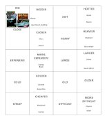 67744 concentration game comparatives