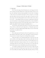 ĐỒ án KHẢO sát QUY TRÌNH CÔNG NGHỆ sản XUẤT BIA tại NHÀ máy BIA sài gòn