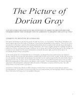 4307 dorian gray study guide