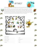 9066 my bee family