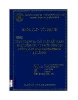 Thực trạng và giải pháp đẩy mạnh hoạt động cho vay tiêu dùng tại ngân hàng TMCP Ký Thương Việt Nam PGD 3 tháng 2
