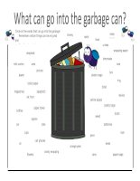 45030 what can go into the garbage can