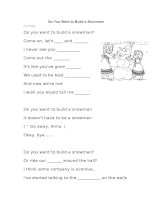 70945 song lyrics from frozen do you want to build a snowman