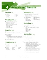 pet sb answer key u4