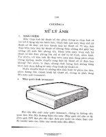 EBOOK sử DỤNG máy ẢNH kỹ THUẬT số và xử lý ẢNH (PHẦN 2)   NXB TRẺ
