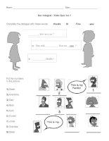 22143 kids quiz 1