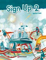 Sign up to english 2 gu+ a docente