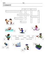 37683 sports  crossword