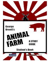 Animal farm activities lowlevel