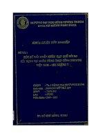1 số GP nhằm hạn chế rủi ro tín dụng tại ngân hàng TMCP công thương Việt Nam chi nhánh 7