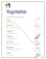 5715 veggie match up