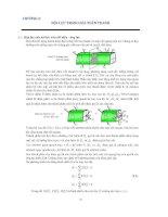 Sức bền vật liệu 1 chương 2  có bài tập đáp án cuối chương