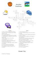 9672 weather conditions  crossword