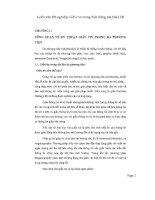 ĐỀ tài GIẤU TIN TRONG ẢNH BẰNG mã hóa LSB