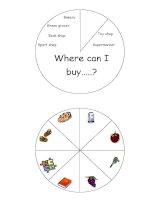 3310 shopping wheel