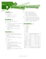 pet sb answer key u9