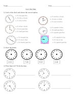 27457 the time test