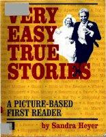 01 very easy true stories absolute beginning