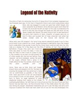 2364 the nativity legend