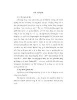 ĐỀ tài HOÀN THIỆN các CÔNG cụ tạo ĐỘNG lực CHO NGƯỜI LAO ĐỘNG tại CÔNG TY cổ PHẦN HOÀNG hà