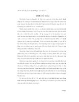 BÁO cáo THỰC tập tốt NGHIỆP tại CTY TNHH TMDV XNK tứ QUÝ  kế TOÁN TIÊU THỤ và xác ĐỊNH kết QUẢ KINH DOANH