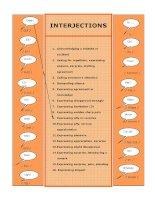 5724 interjections