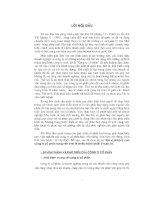 ĐỀ tài địa vị PHÁP lý của CÔNG TY cổ PHẦN TRONG nền KINH tế NHIỀU THÀNH PHẦN ở nước TA