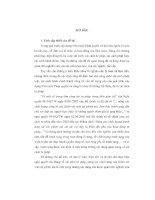 LUẬN văn NĂNG lực TRANH TỤNG của KIỂM sát VIÊN THỰC HÀNH QUYỀN CÔNG tố tại PHIÊN TOÀ xét xử án HÌNH sự ở TỈNH AN GIANG   LUẬN văn, đồ án