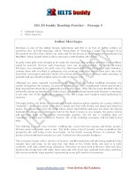 ielts academic reading download 5 indian marriages