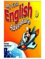 MY FIRST ENGLISH ADVENTURE 1 PDF