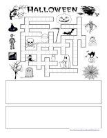 holloween crossword