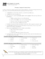 Writinga compare contrast essay