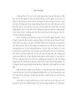 BÁO cáo CÔNG tác văn THƯ, lưu TRỮ tại CÔNG TY tư vấn xây DỰNG SÔNG đà
