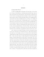 LUẬN văn TĂNG CƯỜNG LIÊN hệ với THỰC TIỄN TRONG QUÁ TRÌNH dạy học một số CHỦ đề GIẢI TÍCH ở TRƯỜNG TRUNG học PHỔ THÔNG