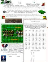 uefa euro 2016 and the history of football