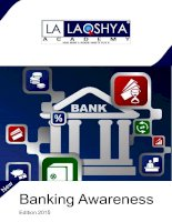 free study material for bankpo clerk SBI IBPS rbi banking awareness aptitude