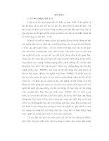 KHÓA LUẬN CHỐNG DIỄN BIẾN hòa BÌNH của CHỦ NGHĨA đế QUỐC và các THẾ lực PHẢN ĐỘNG TRÊN mặt TRẬN văn hóa tư TƯỞNG ở VIỆT NAM HIỆN NAY