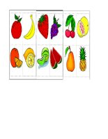 9104 fruit and veg card game