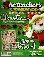 Teachers magazine clothes0001