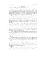 ĐỀ tài HIỆN TRẠNG môi TRƯỜNG tự NHIÊN và đề XUẤT QUY HOẠCH bảo vệ môi TRƯỞNG THÀNH PHỐ ĐÔNG hà, TỈNH QUẢNG TRỊ
