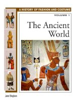 1 history of costume and fashion, the ancient world (2005)
