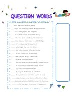 9565 question words