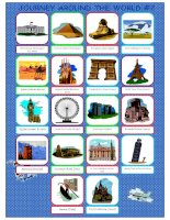 40180 journey around the world picture dictionary2